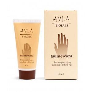 Tsumewaza, Krem regenerujący paznokcie i skórę rąk marki Ayla Biolabs - zdjęcie nr 1 - Bangla