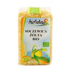 Soczewica żółta BIO marki Biofuturo - zdjęcie nr 1 - Bangla