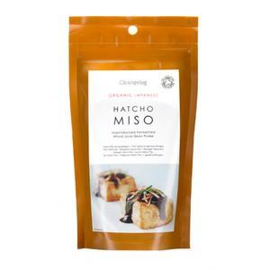 Organic Japanese Hatcho Miso, Pasta Miso Hatcho marki Clearspring - zdjęcie nr 1 - Bangla