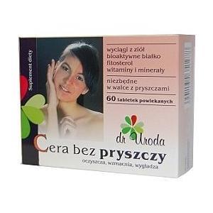 Cera Bez Pryszczy, tabletki marki Dr Uroda - zdjęcie nr 1 - Bangla