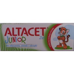 Altacet Junior 0,3% żel marki Master Pharm - zdjęcie nr 1 - Bangla