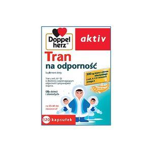 Aktiv Tran na odporność marki Doppelherz - zdjęcie nr 1 - Bangla