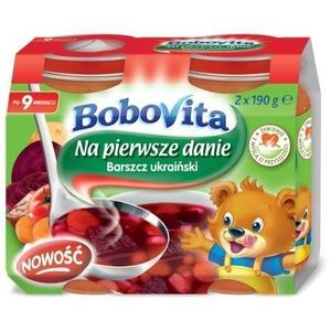 Na pierwsze danie, zupka - różne smaki marki BoboVita - zdjęcie nr 1 - Bangla