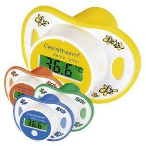 Daisy Color, cyfrowy termometr smoczek GT-126 marki Geratherm - zdjęcie nr 1 - Bangla