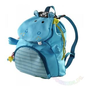 Plecak Hipopotam Arnold marki Lilliputiens - zdjęcie nr 1 - Bangla