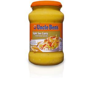 Tajski Sos Curry marki Uncle Ben's - zdjęcie nr 1 - Bangla