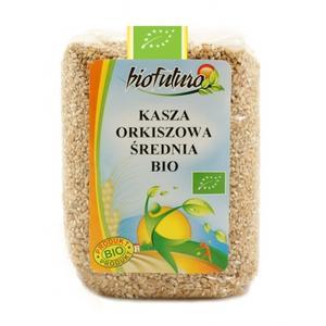 Kasza orkiszowa średnia marki Biofuturo - zdjęcie nr 1 - Bangla