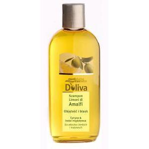 Limoni di Amalfi, Objętość i Blask, Szampon do włosów cienkich i matowych marki Doliva - zdjęcie nr 1 - Bangla