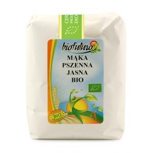Mąka pszenna jasna BIO marki Biofuturo - zdjęcie nr 1 - Bangla