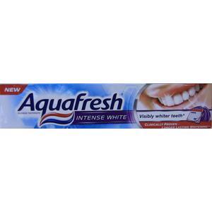 Intense White, Pasta do zębów marki Aquafresh - zdjęcie nr 1 - Bangla