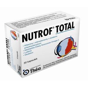 Nutrof Total, kapsułki marki Laboratoires Thea - zdjęcie nr 1 - Bangla