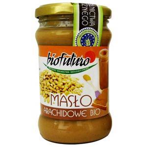Masło arachidowe BIO marki Biofuturo - zdjęcie nr 1 - Bangla