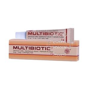 Multibiotic, maść marki Chema elektromet - zdjęcie nr 1 - Bangla