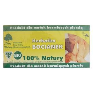 Herbatka Bocianek, ekspresowa marki Dary Natury - zdjęcie nr 1 - Bangla
