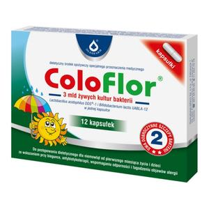 ColoFlor, kapsułki marki Oleofarm - zdjęcie nr 1 - Bangla