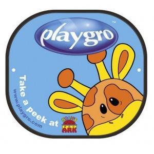 Żaluzje przeciwsłoneczne marki Playgro - zdjęcie nr 1 - Bangla