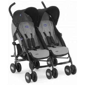 Echo Twin, wózek bliźniak marki Chicco - zdjęcie nr 1 - Bangla