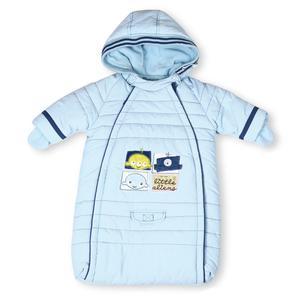 Mały Kosmita, Śpiworek zimowy niemowlęcy marki Coccobello - zdjęcie nr 1 - Bangla