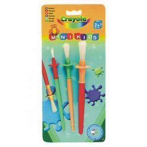 Mini Kids, pędzelki, 3005 marki Crayola - zdjęcie nr 1 - Bangla