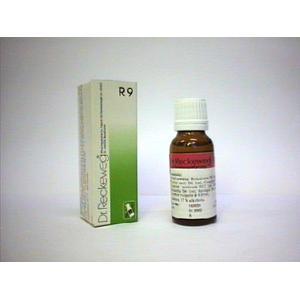 R9 Krople przeciwkaszlowe marki Dr. Reckeweg - zdjęcie nr 1 - Bangla