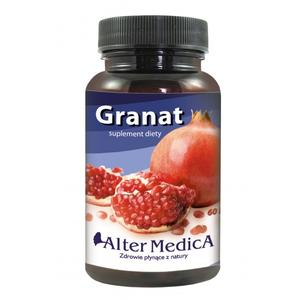 Granat, kapsułki marki Alter Medica - zdjęcie nr 1 - Bangla