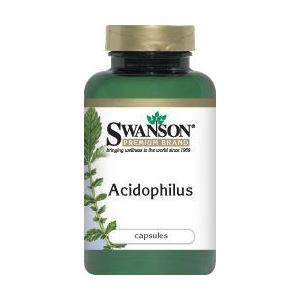 Acidophilus, kapsułki marki Swanson - zdjęcie nr 1 - Bangla