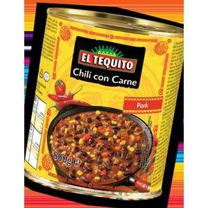 El Tequito, Chili con Carne, Pork marki Lidl - zdjęcie nr 1 - Bangla