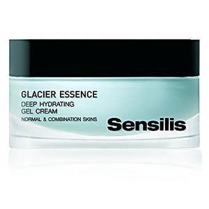 Glacier Essence, Deep Hydrating Gel-Cream, Żel-Krem Głęboko Nawilżający do cery normalnej i mieszanej marki Sensilis - zdjęcie nr 1 - Bangla