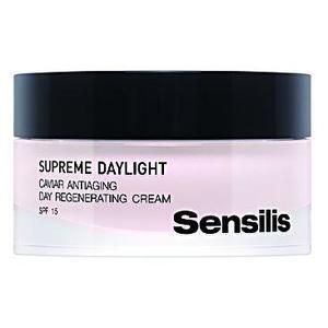 Supreme Daylight, Caviar Antiaging Day Regenerating cream, Regenerujący system zapobiegający starzeniu się skóry na dzie marki Sensilis - zdjęcie nr 1 - Bangla
