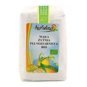 Mąka żytnia pełnoziarnista BIO marki Biofuturo - zdjęcie nr 1 - Bangla