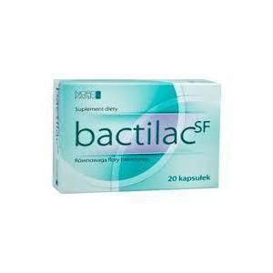 Bactilac SF, kapsułki marki Nord Farm - zdjęcie nr 1 - Bangla