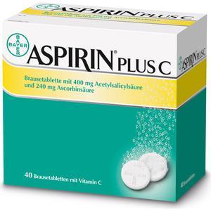 Aspirin Plus C, tabletki musujące marki Bayer - zdjęcie nr 1 - Bangla
