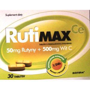 Rutimax Ce, tabletki marki Biofarm - zdjęcie nr 1 - Bangla