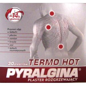 Pyralgina Termo Hot, plastry rozgrzewające marki Polpharma - zdjęcie nr 1 - Bangla
