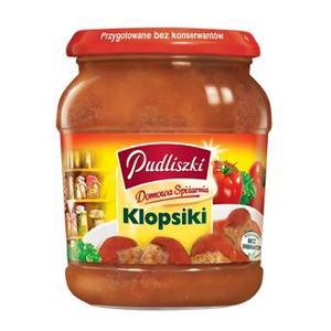 Klopsiki w sosie pomidorowym marki Pudliszki - zdjęcie nr 1 - Bangla