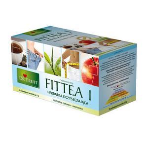Herbata oczyszczająca ziołowo-owocowa FITTEA 1 marki Dr Fruit - zdjęcie nr 1 - Bangla