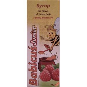 Babicuś Junior Syrop marki NP Pharma - zdjęcie nr 1 - Bangla