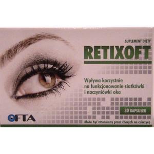 Retixoft, kapsułki marki Ofta - zdjęcie nr 1 - Bangla