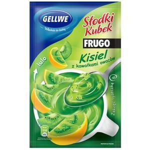 Słodki Kubek Frugo, kisiel marki Gellwe - zdjęcie nr 1 - Bangla