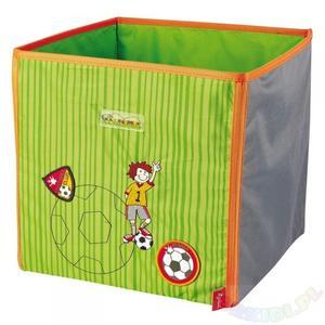 Pudełko na zabawki marki Sigikid - zdjęcie nr 1 - Bangla