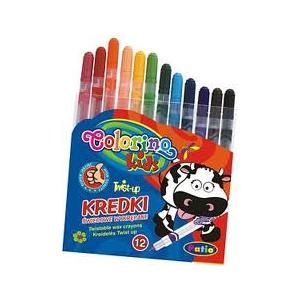 Colorino Kids, Twist-up, Kredki świecowe wykręcane marki Patio - zdjęcie nr 1 - Bangla