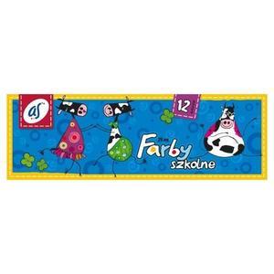 As, Farby szkolne marki Astra - zdjęcie nr 1 - Bangla