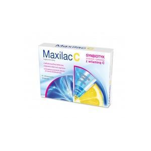 Maxilac C, kapsułki marki Złota Farmacja - zdjęcie nr 1 - Bangla