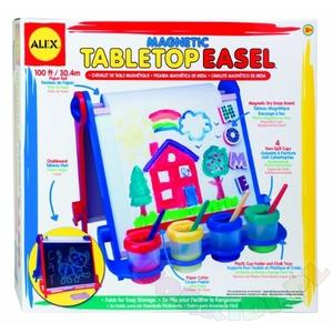 Magnetic Tabletop Easel, Tablica dwustronna marki Alex - zdjęcie nr 1 - Bangla