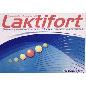 Laktifort, kapsułki marki Perffarma - zdjęcie nr 1 - Bangla