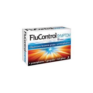 FluControl Symptom, tabletki (stara wersja) marki Aflofarm - zdjęcie nr 1 - Bangla