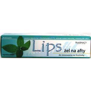 Lips, żel na afty marki Pharmacy Laboratories - zdjęcie nr 1 - Bangla