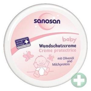 Baby Wundschutzcreme, Krem na odparzenia marki Sanosan - zdjęcie nr 1 - Bangla