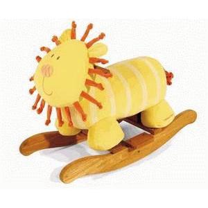 Bujak, zabawka na biegunach Lion marki Mamas & Papas - zdjęcie nr 1 - Bangla