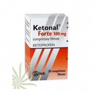 Ketonal Forte, Lek przeciwbólowy marki Sandoz - zdjęcie nr 1 - Bangla